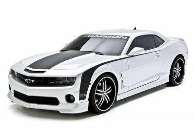 3dCarbon - Chevrolet Camaro 3dCarbon Body Kit - 4PC - 691808