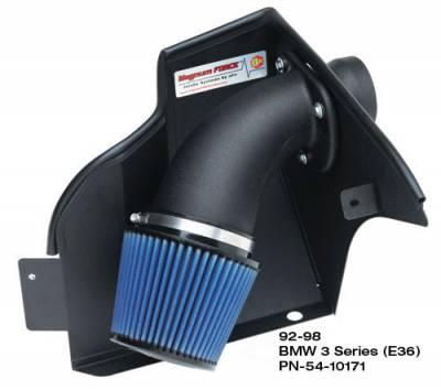 Air Intakes - OEM - Custom - aFe Stage 1 Air Intake System - Plus 25HP