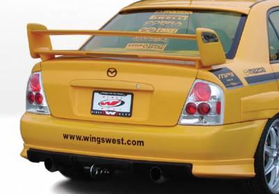 Spoilers - Custom Wing - Wings West - Skyliner Light Spoiler