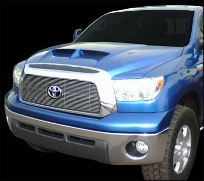 Tundra - Hoods - APM - Toyota Tundra APM Fiberglass Functional Hood - Primed - 811442