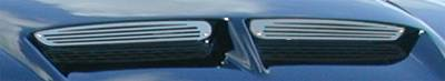 Grilles - Custom Fit Grilles - APM - Toyota Tundra APM Stainless Steel Billet Vent Grille - 820018