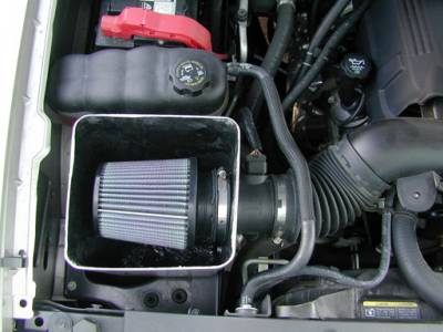 APM - Chevrolet Silverado APM Air Intake Box with Filter - 821260