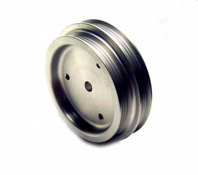 Performance Parts - Pulleys - Auto Specialties - Auto Specialties Crank Pulley with 26 Percent Reduction - 840111