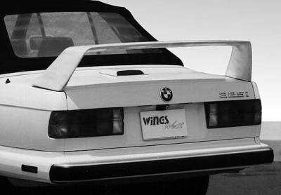 Spoilers - Custom Wing - Wings West - F40 Style With No Light Spoiler