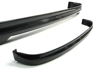 Body Kits - Rear Lip - AutoDirectSave - 3dr Type R Style Rear Lip (ABS)