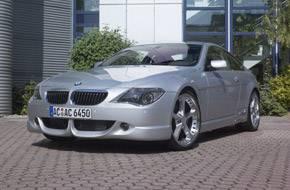 AC Schnitzer - AC Schnitzer Complete Aero Kit for BMW 6-Series (E63)