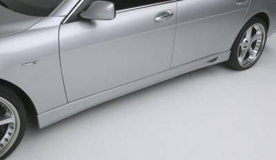 7 Series - Side Skirts - AC Schnitzer - 7 Series-Side Skirts LI Model (LWB)