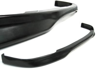 AutoDirectSave - Type R Style Front Lip (Urethane)