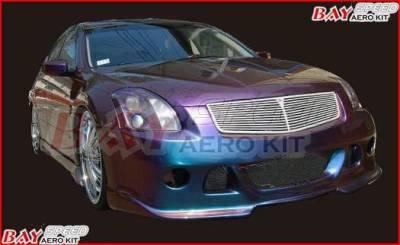 Maxima - Body Kits - Bayspeed. - Nissan Maxima Bayspeed SAR Style Full Body Kit - 8890SAR 1252SAR 3054SAR