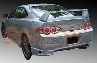 Bayspeed. - Acura RSX Bay Speed Ings Style Rear Bumper - 3058NG