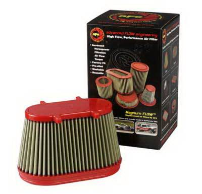 Air Intakes - Oem Air Intakes - aFe - Hummer H2 aFe MagnumFlow Pro-5R OE Replacement Air Filter - 10-10088
