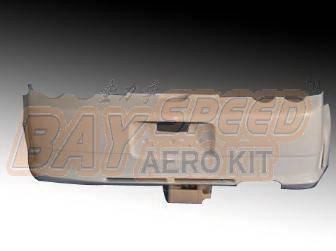 RSX - Rear Bumper - Bayspeed. - Acura RSX Bay Speed Octane R34 Style Rear Bumper - 3058SR