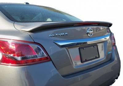 Spoilers - Custom Wing - California Dream - Nissan Altima California Dream OE Style Spoiler with Light - Unpainted - 305L