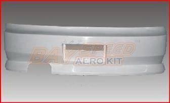 180SX - Rear Bumper - Bayspeed. - Nissan 180SX Bay Speed Charge Speed Style Rear Bumper - 3072CS