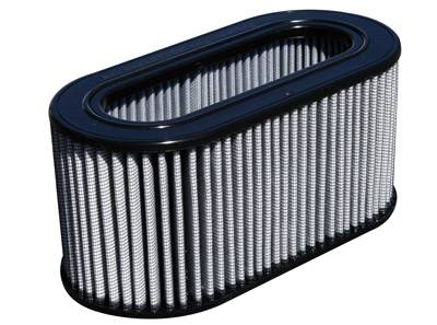 Air Intakes - Oem Air Intakes - aFe - Ford F350 aFe MagnumFlow Pro-Dry-S OE Replacement Air Filter - 11-10012