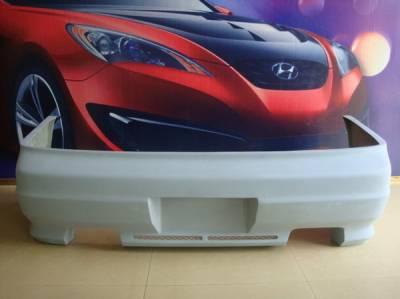 300Z - Rear Add On - Bayspeed. - Nissan 300Z Bayspeed CW Style Rear Lip - 3076CW