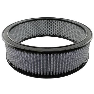 Air Intakes - Oem Air Intakes - aFe - Chevrolet aFe MagnumFlow Pro-Dry-S OE Replacement Air Filter - 11-20013