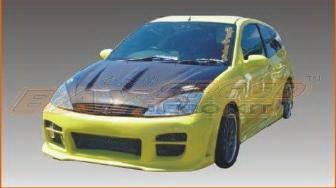 Focus 4Dr - Body Kits - Bayspeed. - Ford Focus Bayspeed R34 Style Full Body Kit - 8987SR 1187SR 3087SR