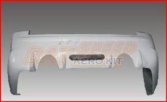 Expedition - Rear Bumper - Bayspeed. - Ford Expedition Bayspeed SAR Style Rear Bumper - 3100SAR