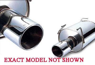 Exhaust - Apex - APEX - APEX N-1 Dual 163-KN02