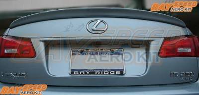 Spoilers - Custom Wing - Bayspeed. - Lexus IS Bay Speed NG Style Wing - 3283NG-W