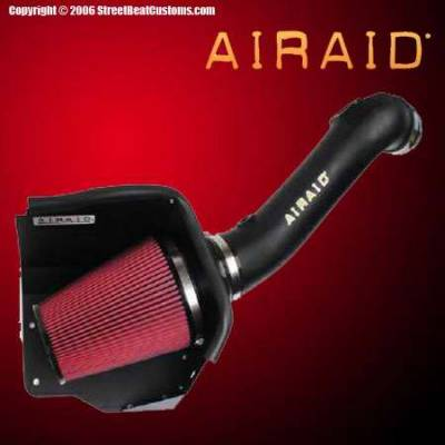 Air Intakes - Oem Air Intakes - Airaid - Airaid Air Intake System - 200-135