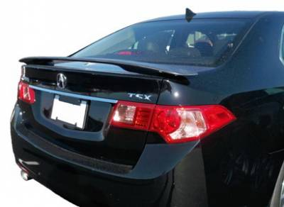 California Dream - Acura TSX California Dream Custom Style Spoiler - Unpainted - 432N