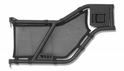 Cherokee - Doors - Warrior - Jeep Cherokee Warrior Rear Tube Door Mesh Cover - 4 Door - 90779