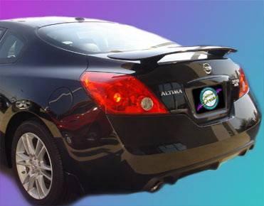 Spoilers - Custom Wing - California Dream - Nissan Altima California Dream Custom Style Spoiler - Unpainted - 507N