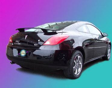Spoilers - Custom Wing - California Dream - Pontiac G6 California Dream Custom Style Spoiler - Unpainted - 507N
