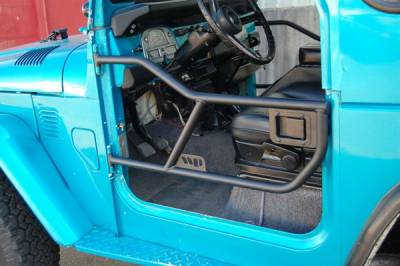 Land Cruiser - Doors - Warrior - Toyota Land Cruiser Warrior Tube Door - 90856