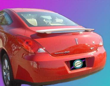 Spoilers - Custom Wing - California Dream - Pontiac G6 California Dream Custom Style Spoiler - Unpainted - 508N