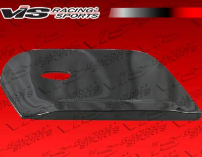 Body Kits - OEM Doors - VIS Racing - Honda S2000 VIS Racing Racing Series Carbon Door Panel - 00HDS2K2DRS-074C