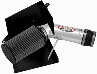 Air Intakes - Oem Air Intakes - AEM - GMC C3500 Pickup AEM Brute Force Intake System - 21-8011