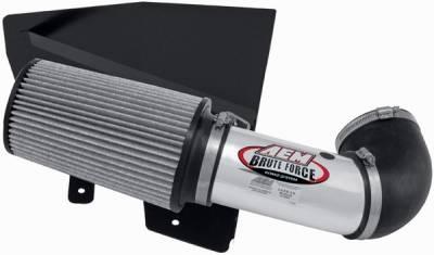 Air Intakes - Oem Air Intakes - AEM - Dodge Ram AEM Brute Force Intake System - 21-8204