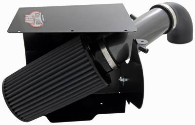 Air Intakes - Oem Air Intakes - AEM - Jeep Wrangler AEM Brute Force Intake System - 21-8305