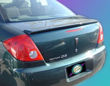 Spoilers - Custom Wing - California Dream - Pontiac G6 California Dream OE Style Spoiler - Unpainted - 760N