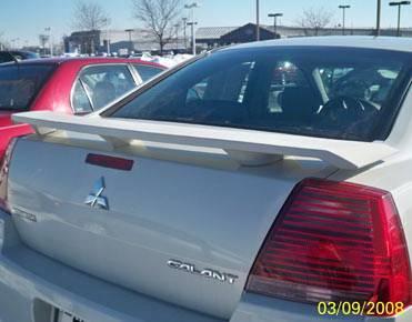Spoilers - Custom Wing - California Dream - Mitsubishi Galant California Dream Custom Style Spoiler - Unpainted - 803N