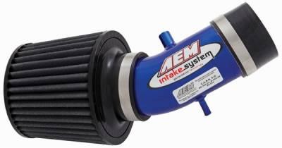 Air Intakes - Oem Air Intakes - AEM - Nissan Sentra AEM Short Ram Intake System - 22-544