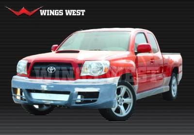 Tacoma - Fender Flares - VIS Racing - Toyota Tacoma VIS Racing WW Type Right Rear Quarter Flare - 490211