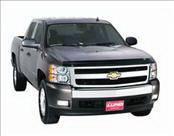 Accessories - Hood Protectors - AVS - Chevrolet Silverado AVS Bugflector I Hood Shield - Clear - 23735-C