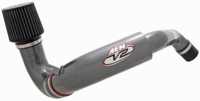 Air Intakes - Oem Air Intakes - AEM - Acura Integra AEM V2 Intake System - 24-6004