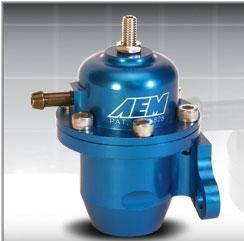 Performance Parts - Fuel System - AEM - AEM Adjustable Fuel Pressure Regulator - 25-303