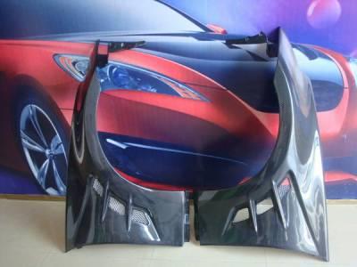 370Z - Fenders - Bayspeed. - Nissan 370Z Bayspeed JP Style Fender - 8370JP.FD