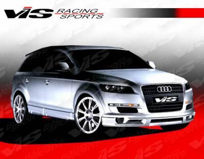 Body Kits - Fender Flares - VIS Racing. - Audi Q7 VIS Racing M Tech Front Fender Flares - 06AUQ74DMTH-007