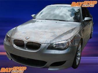 5 Series - Front Bumper - Bayspeed. - BMW 5 Series Bay Speed M5 Style Front Bumper - 8452M5