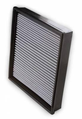 Air Intakes - Oem Air Intakes - AEM - Mitsubishi Raider AEM DryFlow Panel Air Filter - 28-20084
