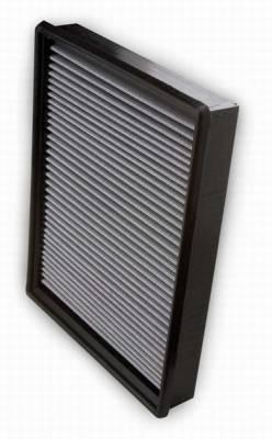 Air Intakes - Oem Air Intakes - AEM - Chevrolet Avalanche AEM DryFlow Panel Air Filter - 28-20129