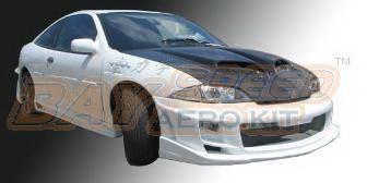 Cavalier 2Dr - Front Bumper - Bayspeed. - Chevrolet Cavalier Bay Speed BMX Front Bumper - 8630BX