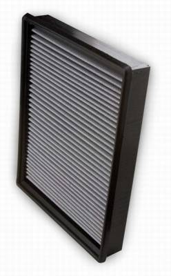 Air Intakes - Oem Air Intakes - AEM - Chevrolet Silverado AEM DryFlow Panel Air Filter - 28-20129